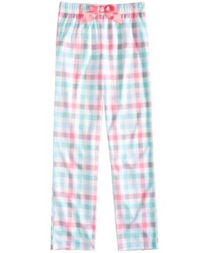 Max  Olivia Printed Pajama Pants Little Girls  Big Girls Created for Macys