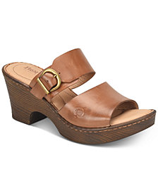 Born Carrabelle Wedge Sandals