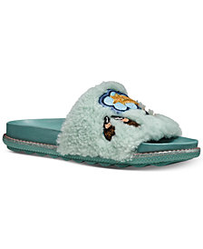 COACH Sport Slide Sandals