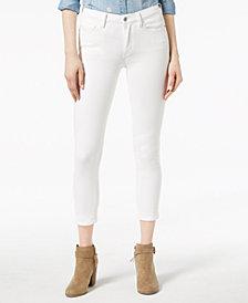 Buffalo David Bitton Faith Cropped Skinny Jeans