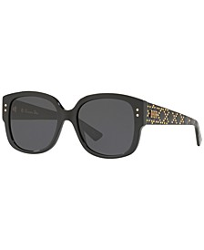 Sunglasses, LADYDIORSTUDS