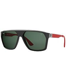 Ray-Ban Sunglasses, RB4309M SCUDERIA FERRARI COLLECTION