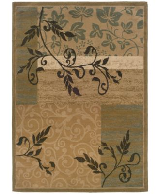 "CLOSEOUT! Area Rug, Yorkville 2395C 1'10"" x 7'3"" Runner Rug"