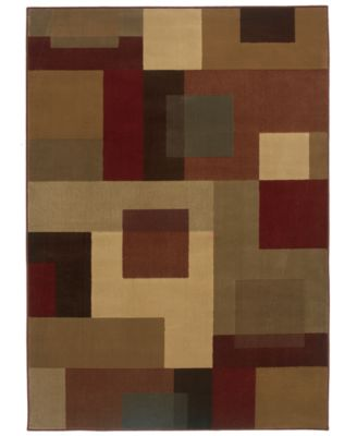 "CLOSEOUT! Area Rug, Amelia 2261Y Red 2' 6"" x 4' 5"""