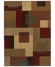 CLOSEOUT! Rugs, Amelia 2261Y Red