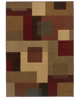 Oriental Weavers Area Rug, Amelia 2261Y Red 10u0027 X 13u0027