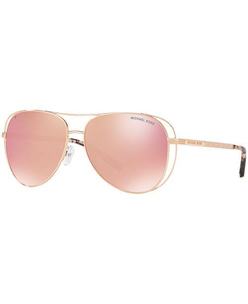 f36d5773cd ... Michael Kors Polarized Sunglasses