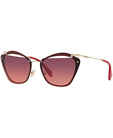 Sunglasses, MU 54TS