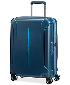"American Tourister Technum 20"" Hardside Carry-On Spinner Suitcase"