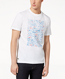 Lacoste Men's Graphic-Print T-Shirt