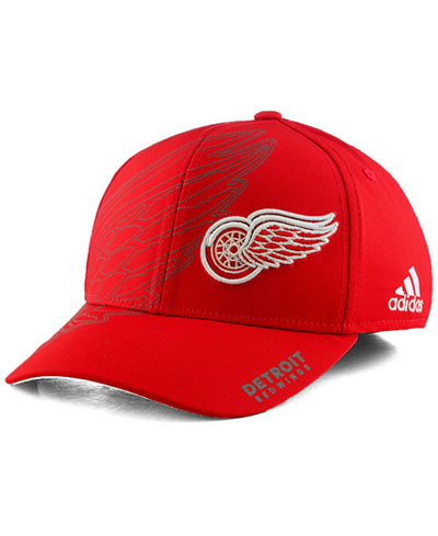 adidas Detroit Red Wings 2nd Season Flex Cap