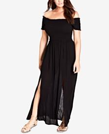 7003a69548d Plus Size Beach Dresses  Shop Plus Size Beach Dresses - Macy s