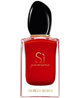 Si Passione Eau De Parfum Spray, 1.7 Oz., Exclusively At Macy's! by Giorgio Armani