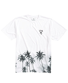LRG Men's Palm Tree Knit T-Shirt