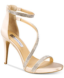I.N.C. Senaraa Strappy Dress Sandals, Created For Macy's