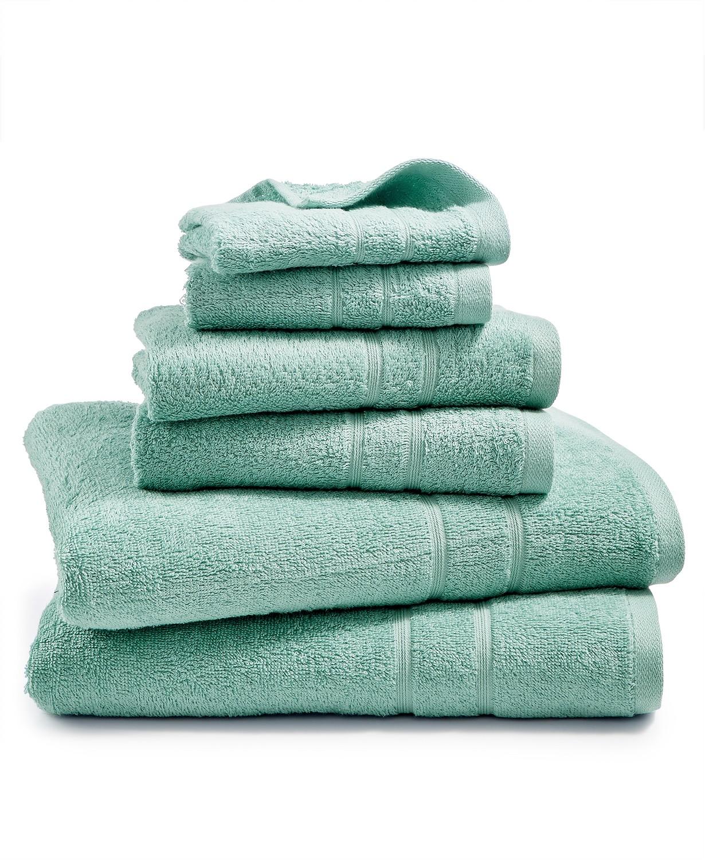 Martha Stewart Essentials 6 Piece Towel Set