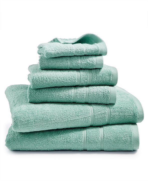 Martha Stewart Collection 6-Pc Towel Set