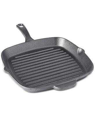 "10"" Grill Pan, Created For Macy's by Martha Stewart Essentials"