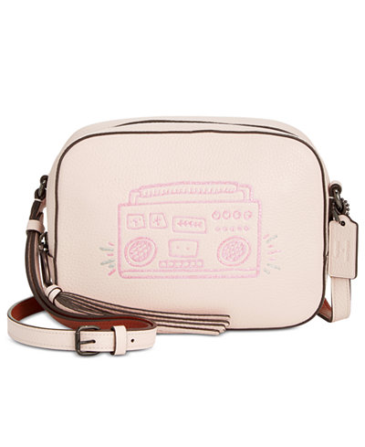 COACH Keith Haring Boombox Camera Bag