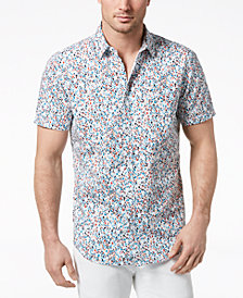 I.N.C. Men's Infinity Shirt, Created for Macy's
