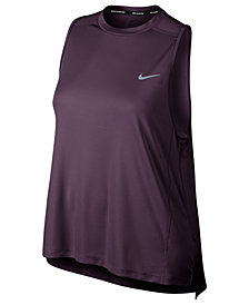 Nike Plus Size Dry Miler Running Tank Top