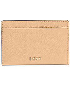 DKNY Chelsea Card Case, Created for Macy's