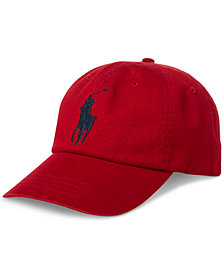 Polo Ralph Lauren Men\u0027s Big Pony Cap