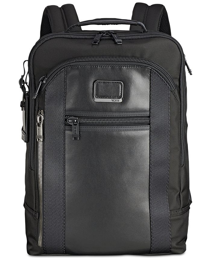 TUMI - Men's Alpha Bravo Davis Backpack