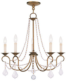 Livex Pennington 5-Light Chandelier