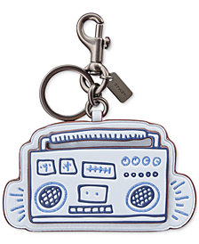 COACH Keith Haring Boombox Bag Charm