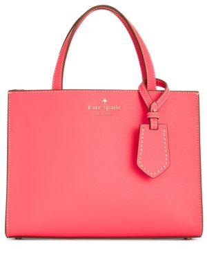 Thompson Street - Sam Handbag - Pink, Bright Flamingo