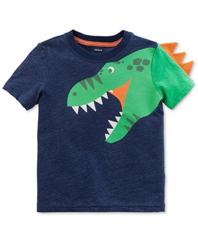 Carter's Dino-Print T-Shirt, Little Boys