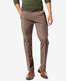 Dockers Men's Stretch  Slim Fit Workday Smart 360 Flex Khaki Pants
