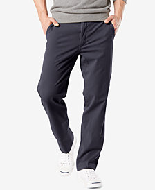 Dockers Men's Downtime Straight Fit   Smart 360 FLEX Khaki Stretch Pants