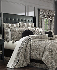J Queen New York Chancellor 4-Pc. Comforter Sets