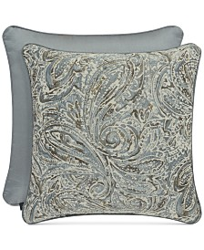 "J Queen New York Giovani 20"" Square Decorative Pillow"