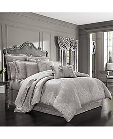 J Queen New York La Scala King 4-Pc. Comforter Set