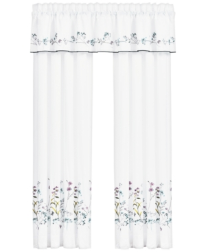 Piper & Wright Betsy White Window Drapery Pair Bedding