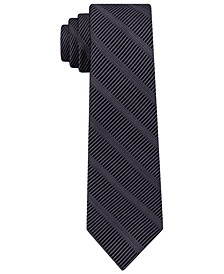 Men's Sky Line Silk Slim Tie