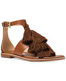 MICHAEL Michael Kors Gallagher Thong Sandals
