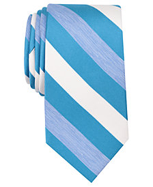 Nautica Men's Alma Stripe Silk Tie