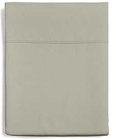 Hotel Collection Supima Cotton 825-Thread Count Extra Deep Queen Flat Sheet, Created for Macy's