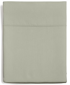 Hotel Collection Supima Cotton 825-Thread Count Extra Deep King Flat Sheet, Created for Macy's