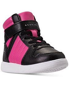 Sean John Toddler Girls' Murano Supreme Mid Casual Sneakers from Finish Line