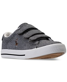 Polo Ralph Lauren Little Boys' Easten II EZ Casual Sneakers from Finish Line