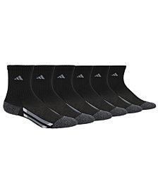 adidas 6-Pk. Crew Socks, Little Boys & Big Boys