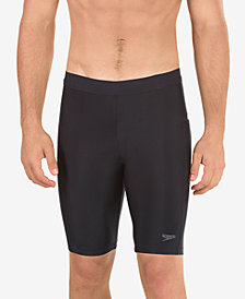 Speedo Men's Jammer Compression Swim Trunks