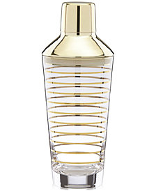 kate spade new york Melrose Avenue Cocktail Shaker