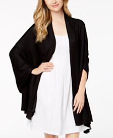 I.N.C. Solid Oversized Soft Wrap, Created for Macy's