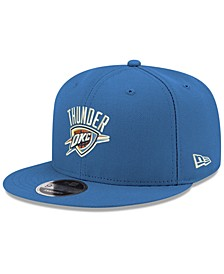Boys' Oklahoma City Thunder Basic Link 9FIFTY Snapback Cap
